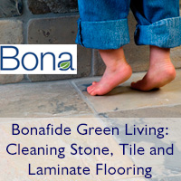 Bona Green Cleaning products at Carson Flooring in Tappahannock, VA