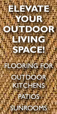 The best selection of outdoor flooring for your outdoor living space is at Carson Flooring.