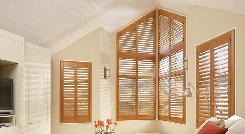 Carson Flooring Sells Hunter Douglas Window Fashions In